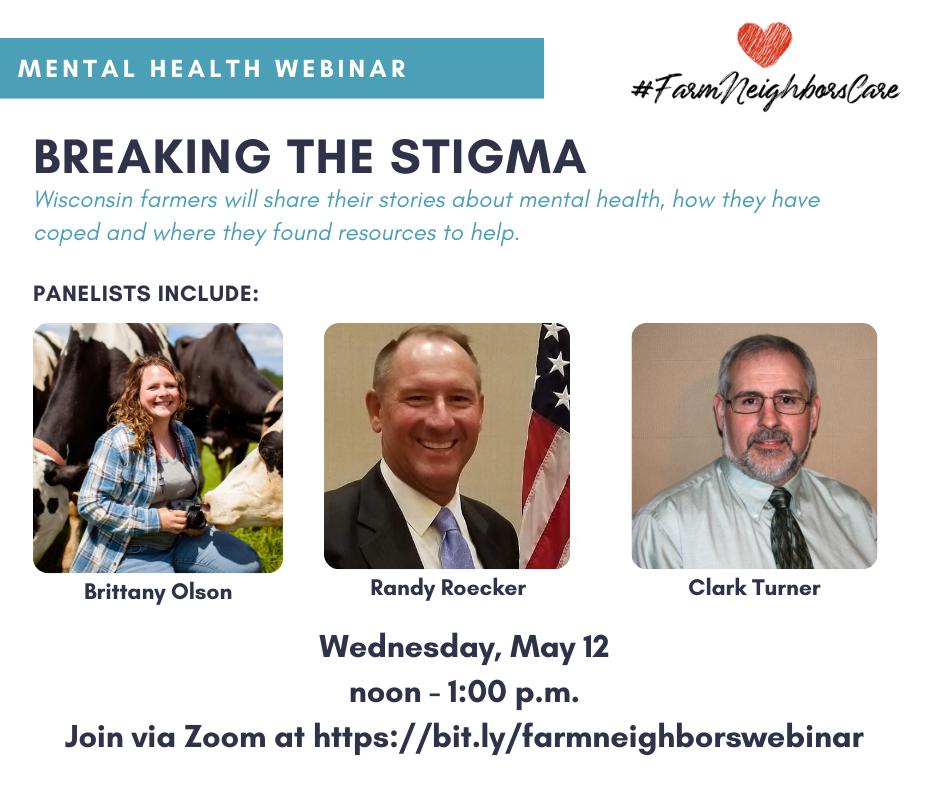 Mental Health Webinar - May 12
