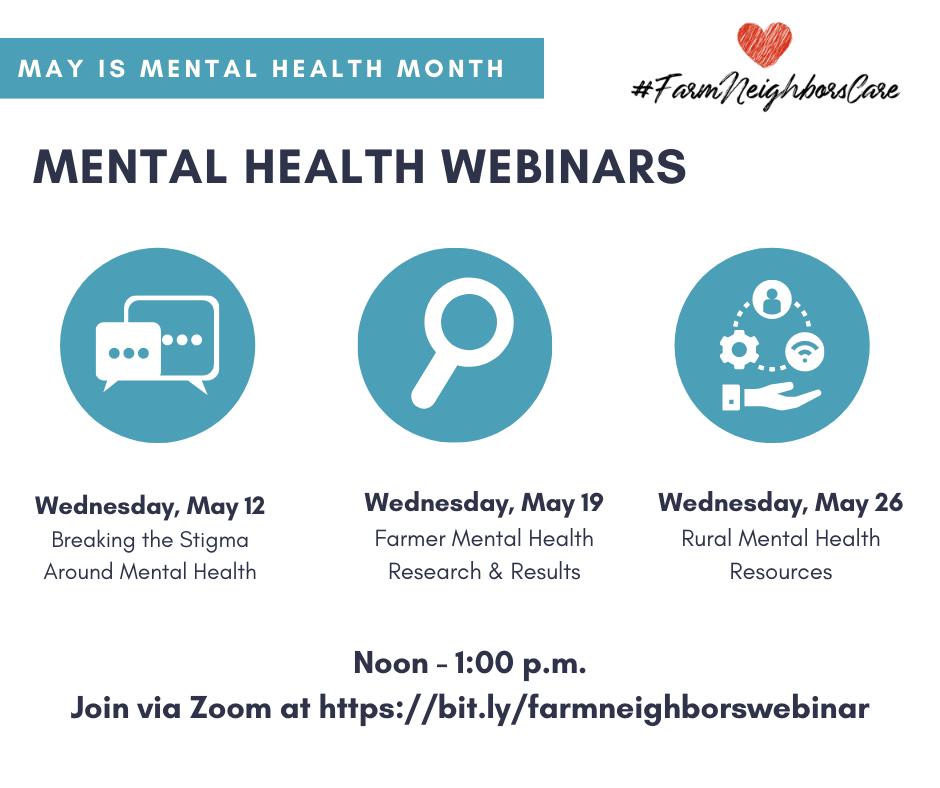 Mental Health Webinars - ALL