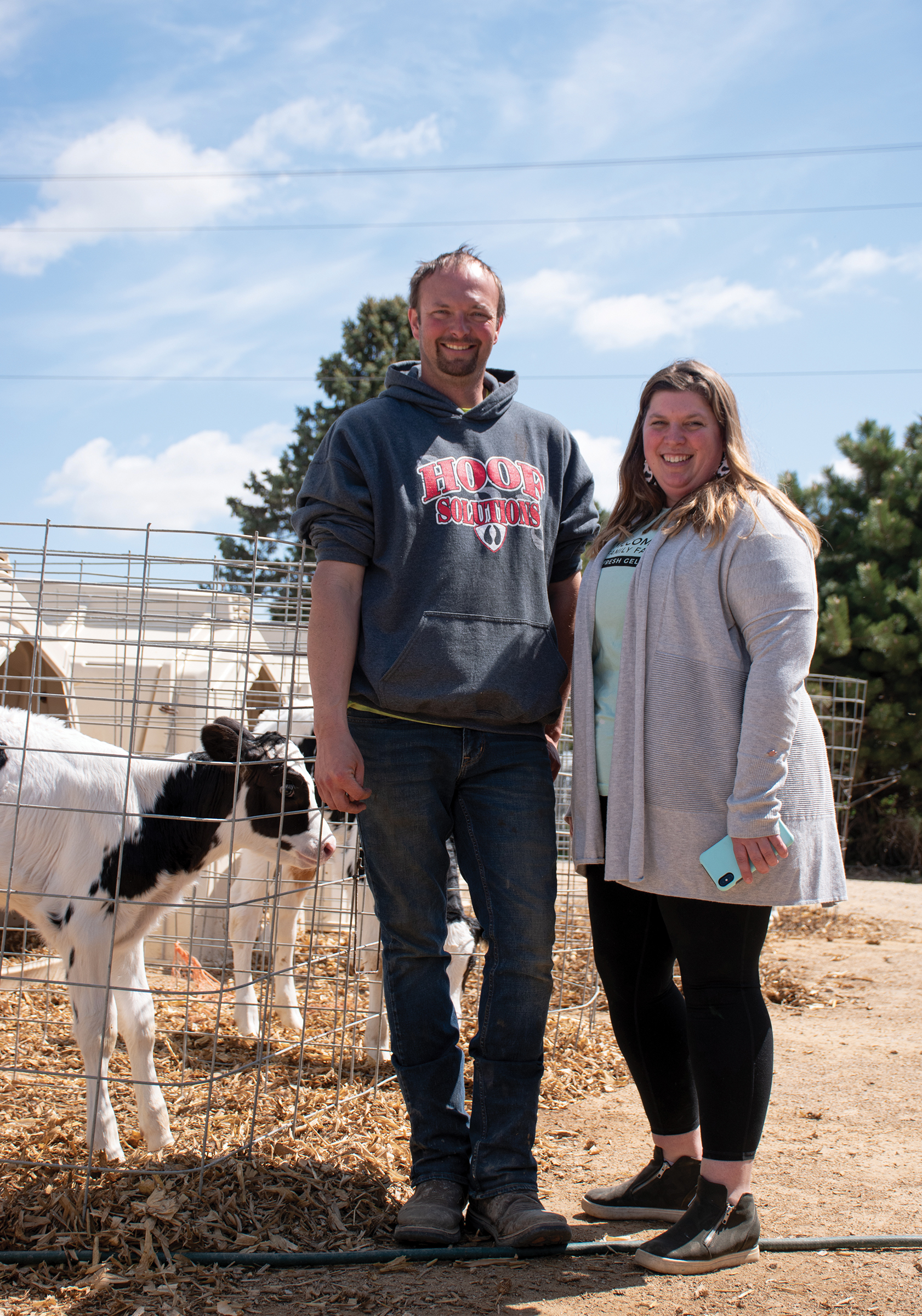Joe-and-Amber-McComish-at-McComish-Family-Farm