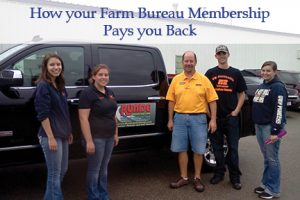 How Your Farm Bureau Membership Pays you Back