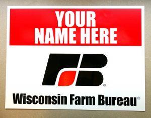 Member Farm Sign
