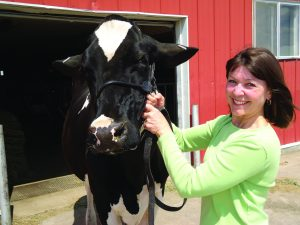 Karen with Cow CMYK smaller