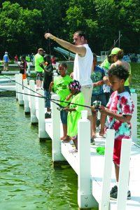 Kids Fishing smaller
