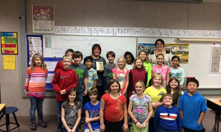 Ag in the Classroom Program Provides Leadership and Learning