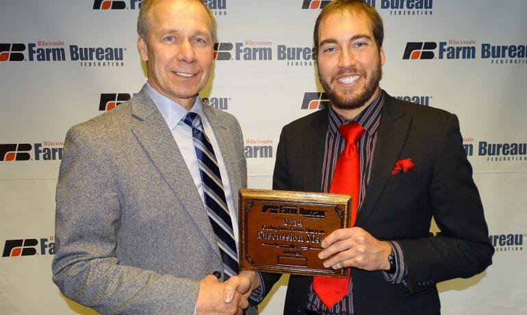 Jim Holte and Nate Zimdars - Collegiate DM winner