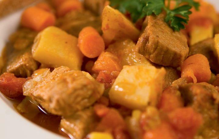Linda's Slow Cooker Beef Stew