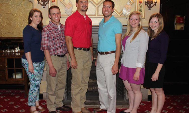 Collegiate Farm Bureau at UW-Madison Elects 2015-16 Officer Team