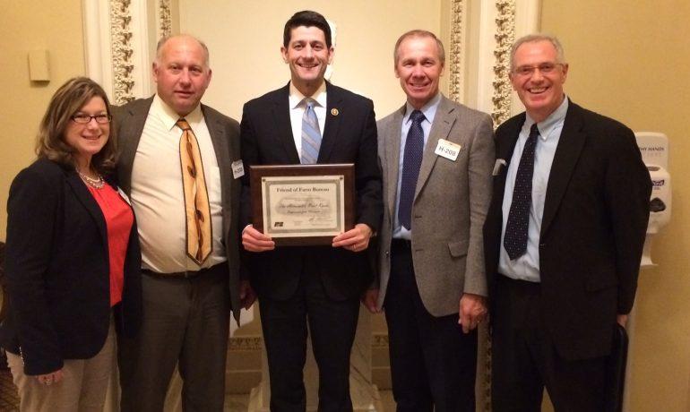 Wisconsin Farm Bureau Welcomes Paul Ryan as House Speaker