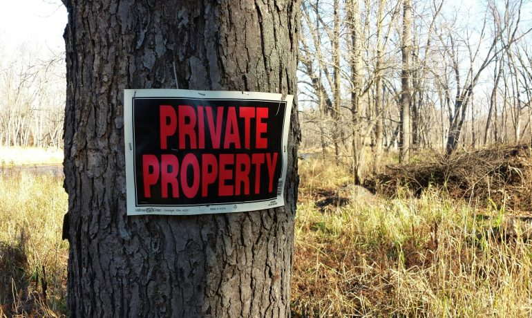 Hunters, Landowners Must Heed Trespass Law