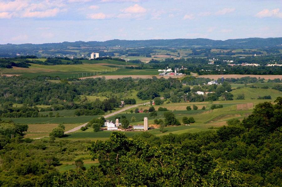 Arcadia hills