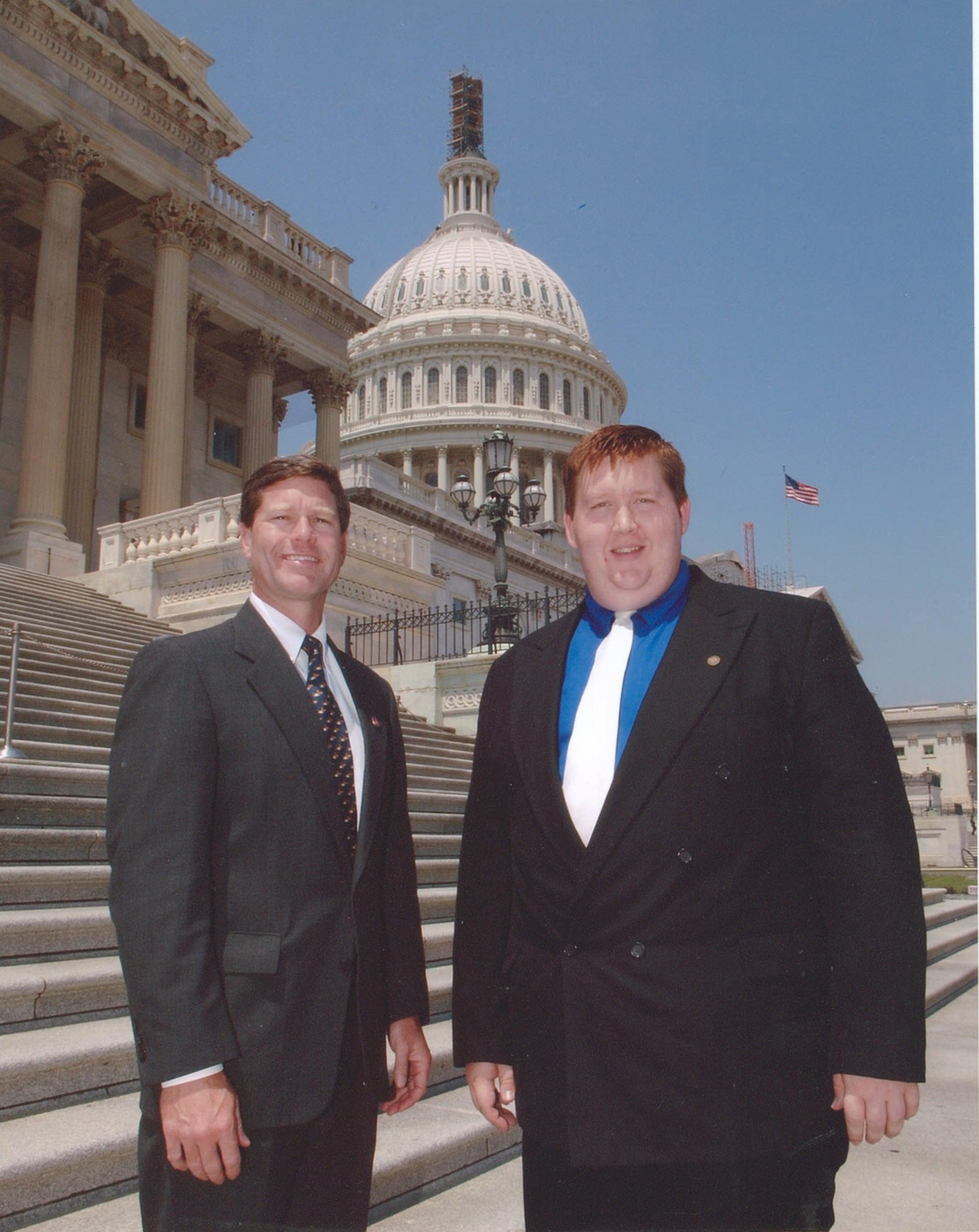 Congressman Kind Steve Boe