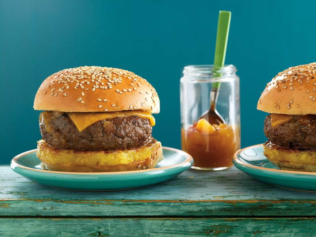 Calypso Beef Burger