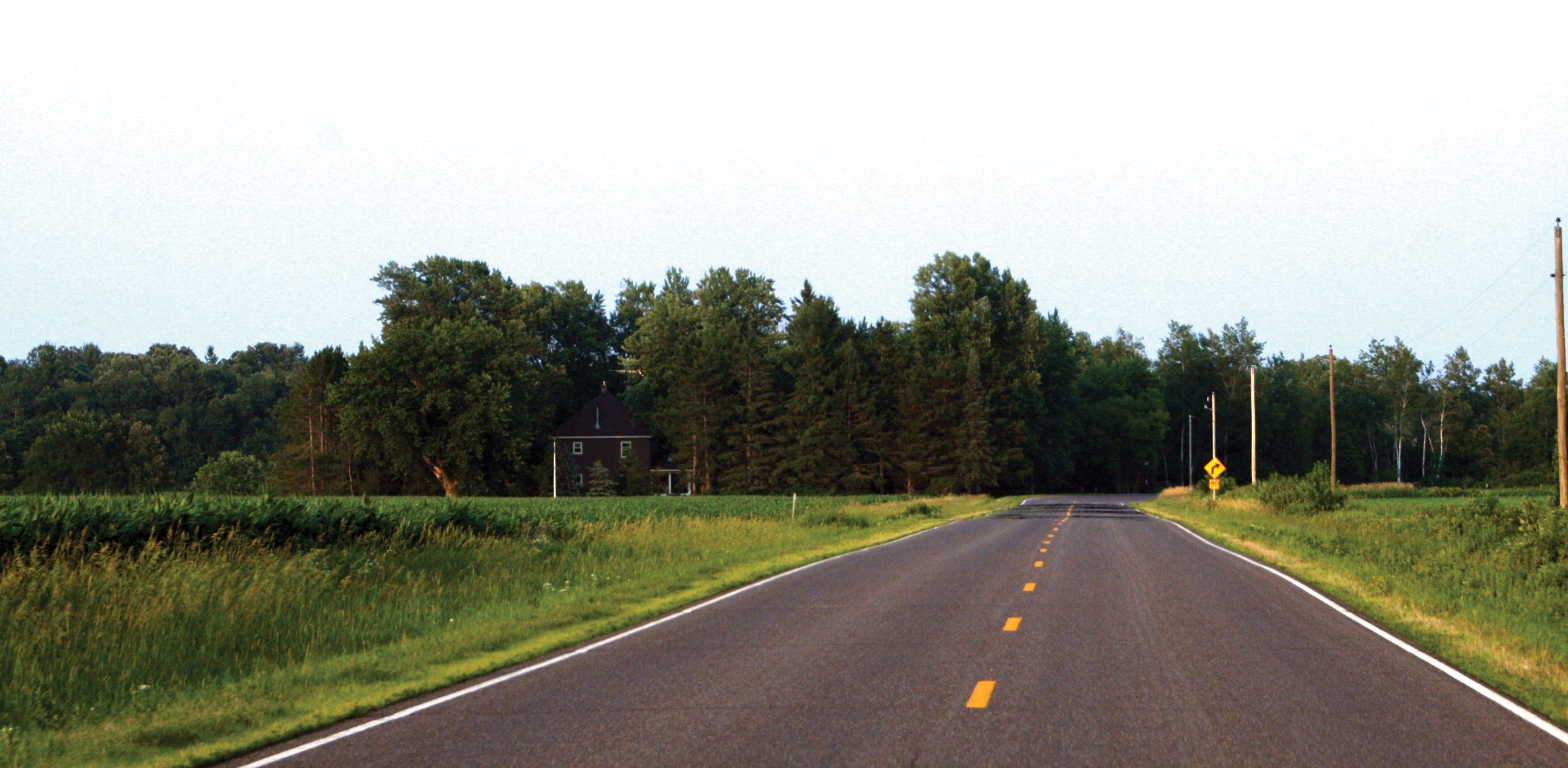 Barron County - road 3