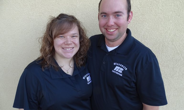 Derek and Charisse Orth Named to American Farm Bureau's Young Farmers & Ranchers Committee