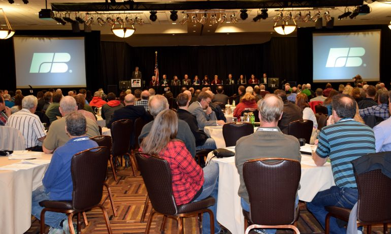 Wisconsin Farm Bureau Delegates Set Policy for 2018