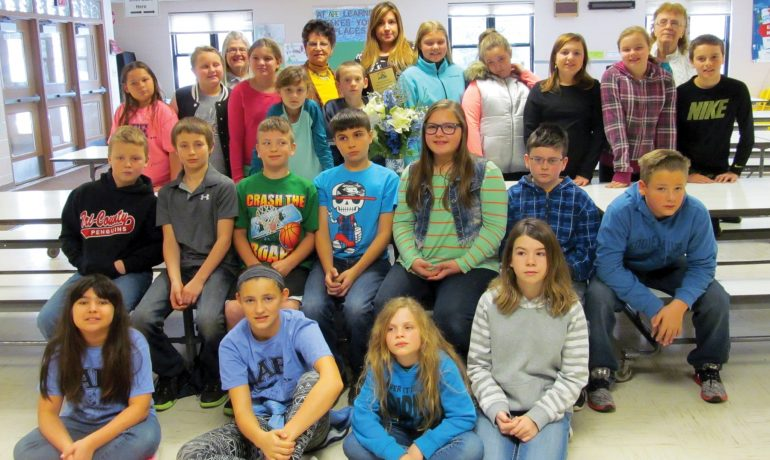 Adams-Friendship Teacher Recognized for Agricultural Literacy Work