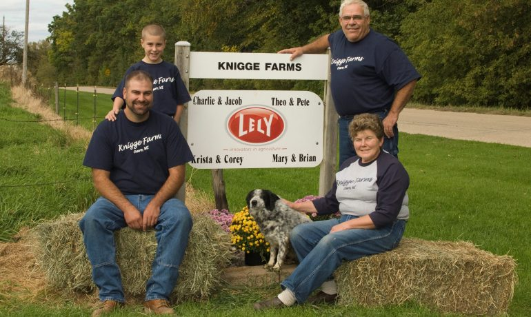 Knigge Farms in Omro to Host Prime Time TV Show