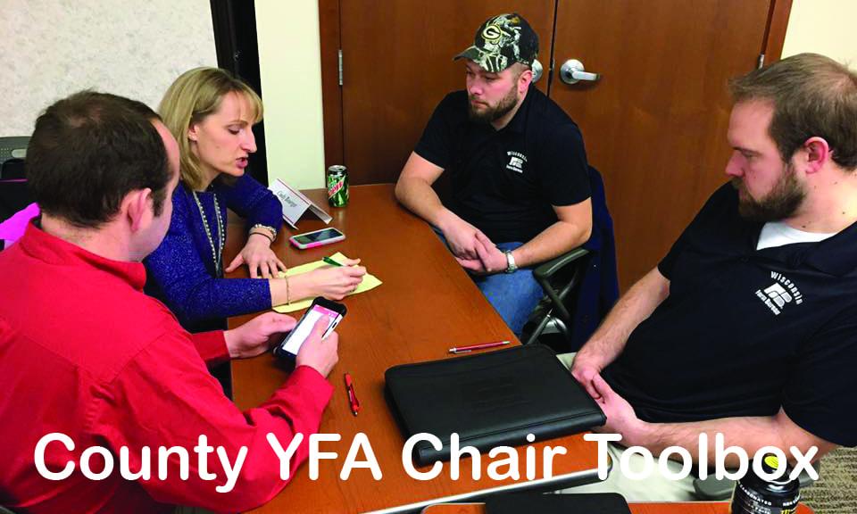 County YFA Chair Toolbox