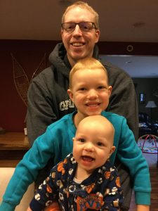 3 Wehling Boys