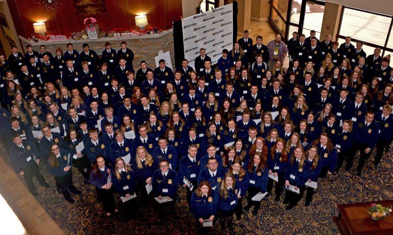 Nearly 200 Attend Farm Bureau's FFA Farm Forum