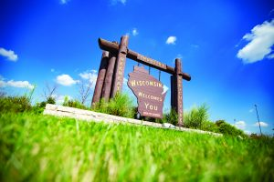 Wisconsin Welcomes You - photo credit TravelWisconsin.com