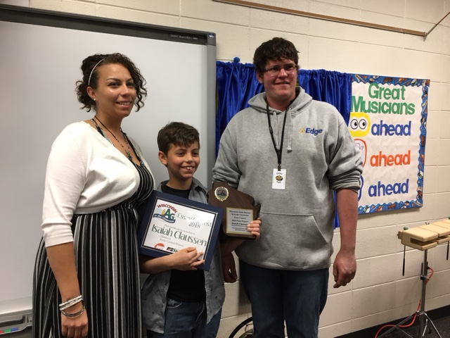 denmark student wins ag in the classroom essay contest