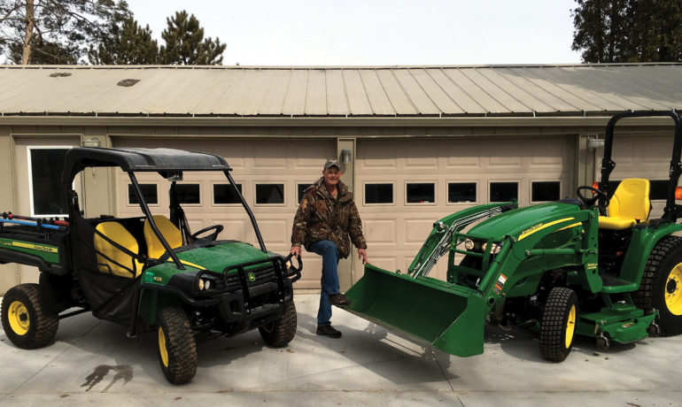 John Deere GreenFleet™ Program Helps Members Save