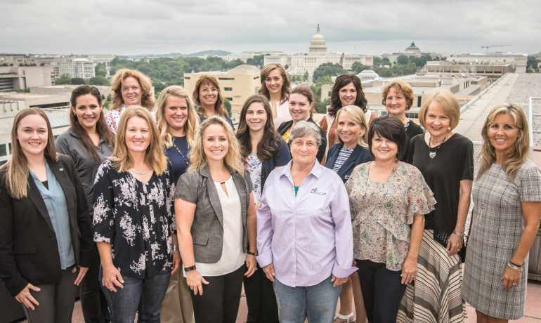 Tammy Wiedenbeck Graduates from Women's Communications Boot Camp