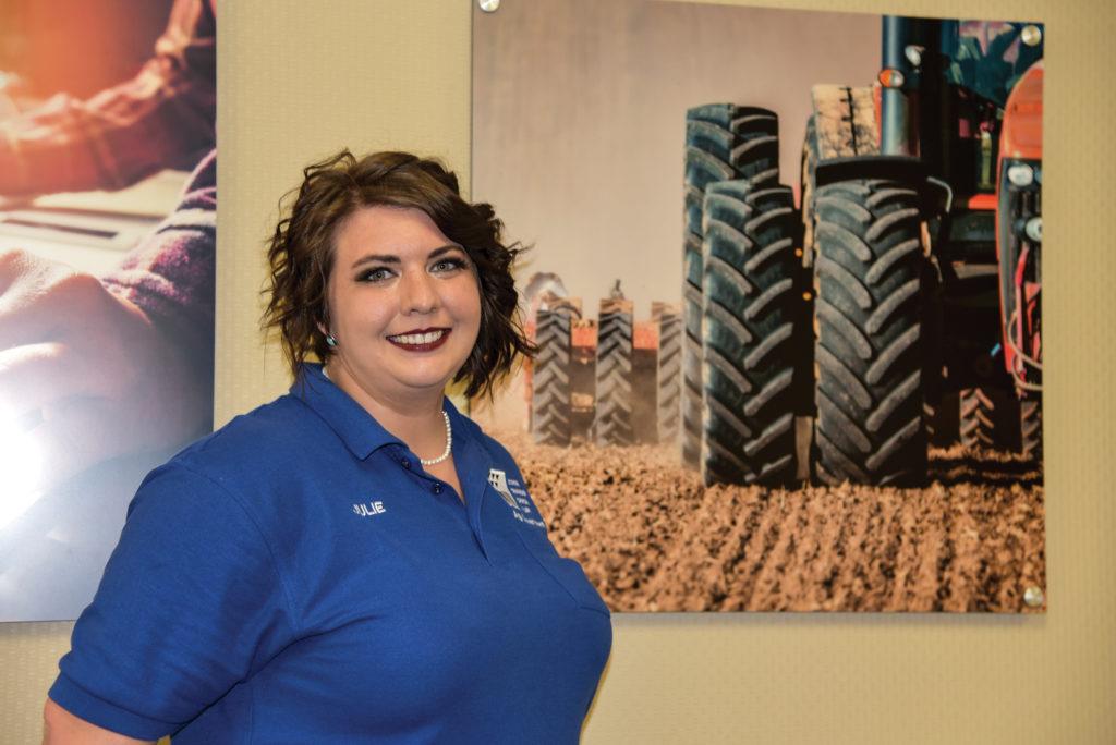 Meet: Julie Wadzinski - Wisconsin Farm Bureau Federation